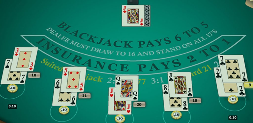Know How To Play Blackjack Games!