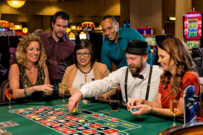 Know How online gambling socially helped